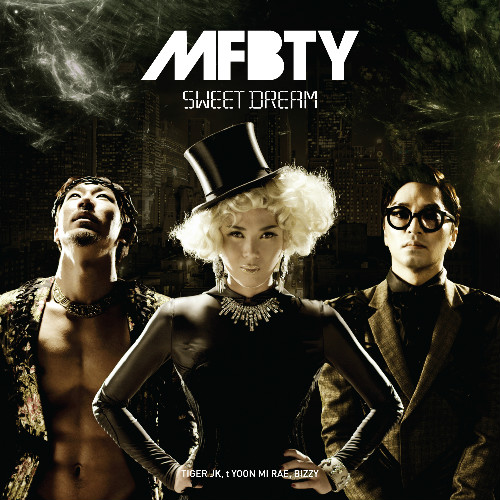 """Project group MFBTY with Tiger JK, Yoon Mi Rae and Bizzy release MV for """"Sweet Dream"""""""