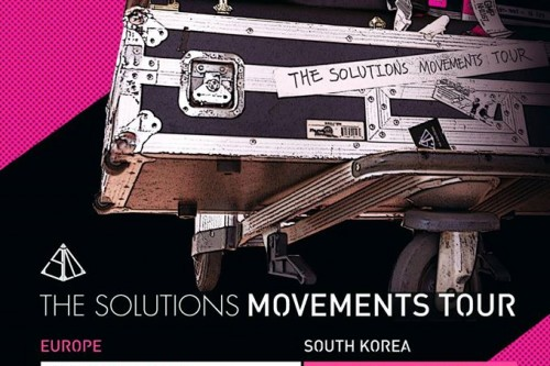 (All Languages) [en] UPDATE THE SOLUTIONS(솔루션스) MOVEMENTS TOUR IN 12/2014