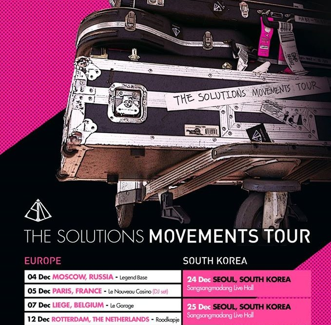 [en] UPDATE THE SOLUTIONS(솔루션스) MOVEMENTS TOUR IN 12/2014