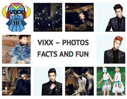 (All Languages) [en][de] VIXX – Photos, Facts and Fun
