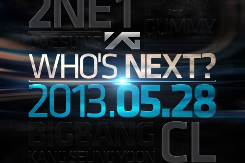 (All Languages) [en][de] Who's Next? : 2NE1 or CL? YG releases third version of mysterious teaser picture!