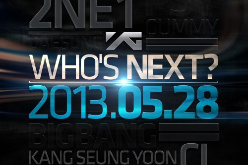 "(All Languages) [en][de] YG releases updated version of their ""Who's Next?"" teaser!"
