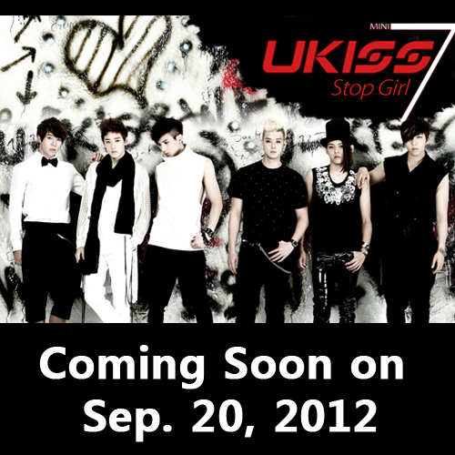 "(All Languages) [hu] U-KISS ""Stop Girl"" MV előzetes"